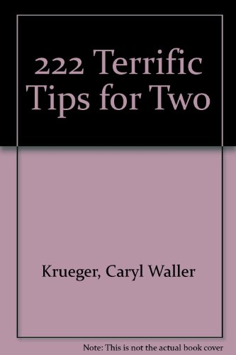 book 222 Terrific Tips for Two