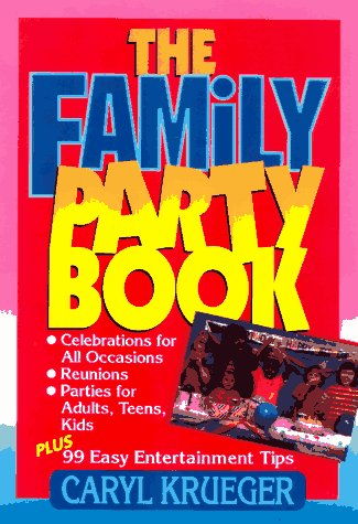 book The Family Party Book