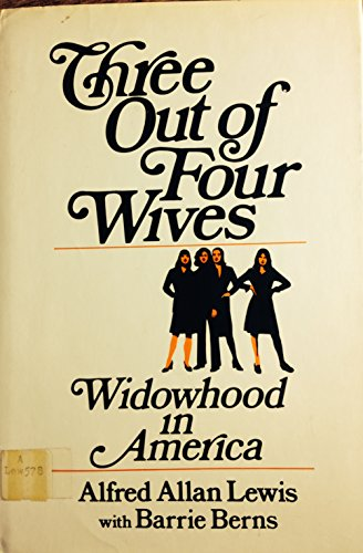 book Three Out of Four Wives