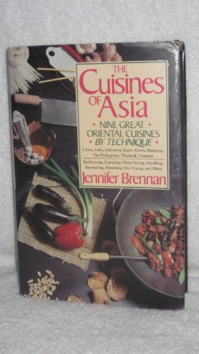 book The Cuisines of Asia