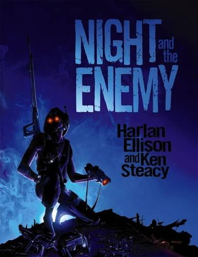 book Night and the Enemy (Dover Graphic Novels)