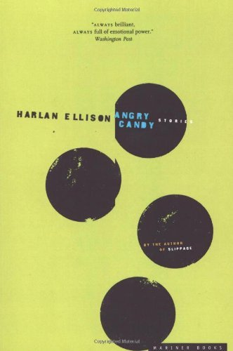 book Angry Candy by Harlan Ellison (1-Mar-2001) Paperback