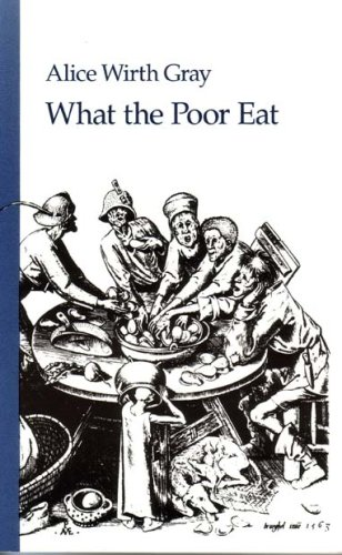 book What the Poor Eat (Cleveland State University Poetry)
