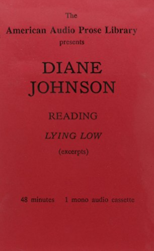 book Diane Johnson Reads from Lying Low
