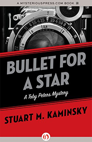 book Bullet for a Star (The Toby Peters Mysteries)