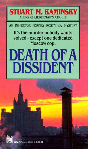 book Death of a Dissident