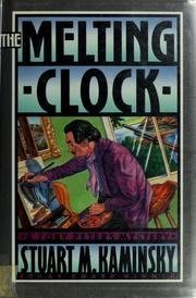book The Melting Clock (A Toby Peters Mystery) Hardcover - December, 1991