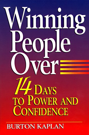 book Winning People Over: 14 Days to Power & Confidence