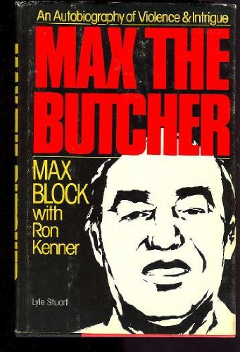 book Max the Butcher