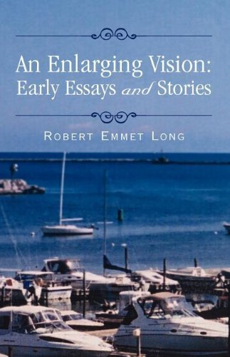 book Enlarging Vision: Early Essays and Stories by Long, Robert (2004) Paperback