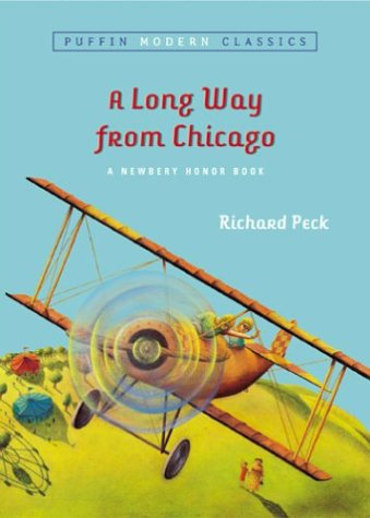 book A Long Way From Chicago (Puffin Modern Classics)