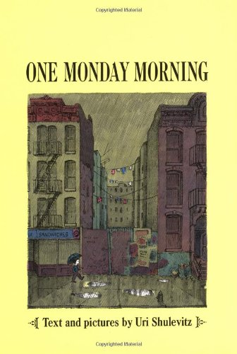 book One Monday Morning