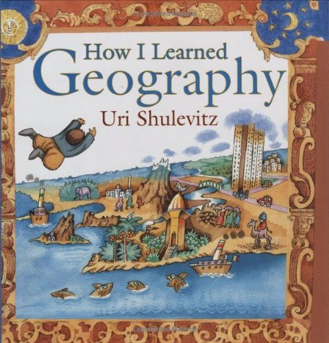 book How I Learned Geography