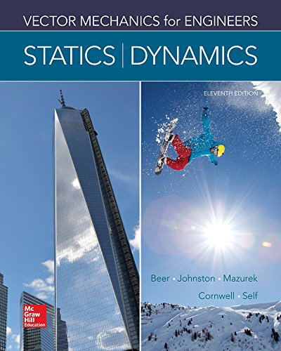 book Vector Mechanics for Engineers: Statics and Dynamics