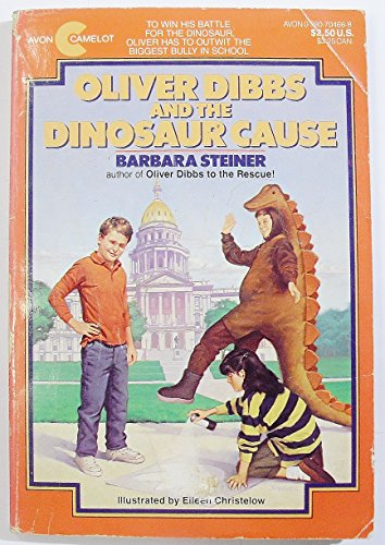 book Oliver Dibbs And The Dinosaur Cause