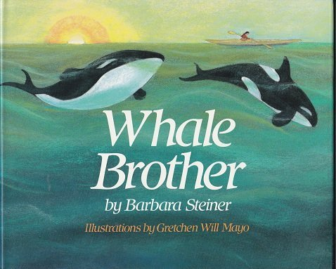 book Whale Brother