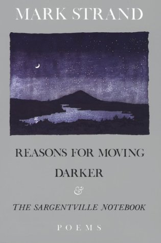 book Reasons for Moving, Darker & The Sargentville Not: Poems