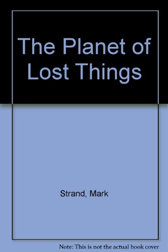 book The Planet of Lost Things