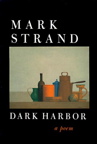 book Dark Harbor: A Poem