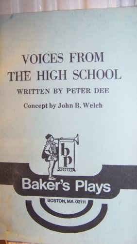 book Voices from the High School: A Play