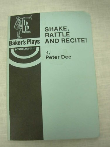 book Shake, Rattle, and Recite!