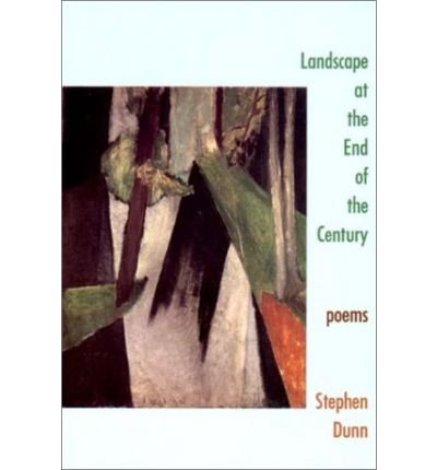 book Landscape at the End of the Century (Paperback) - Common