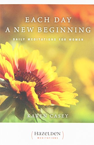 book Each Day a New Beginning: Daily Meditations for Women