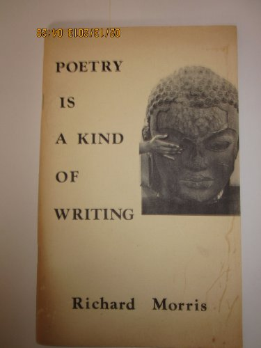 book Poetry is a kind of writing