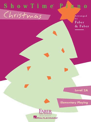 book ShowTime Christmas: Level 2A (Showtime Piano, Level 2a: Elementary Playing)