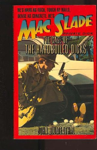 book The Case of the Hardboiled Dicks (Max Slade Mystery)