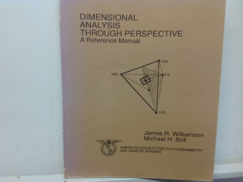 book Dimensional Analysis Through Perspective: A Reference Manual