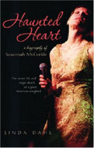 book Haunted Heart: A Biography of Susannah McCorkle