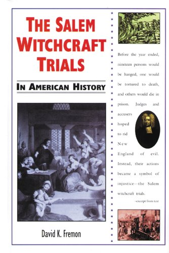 salem witch triles and the holocaust