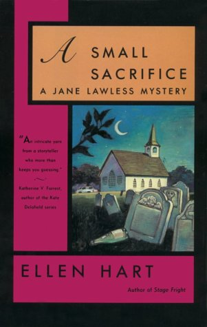 book A Small Sacrifice: A Jane Lawless Mystery (Jane Lawless Mysteries)
