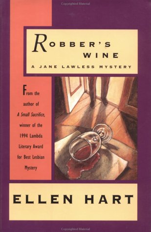 book Robber\'s Wine: A Jane Lawless Mystery (Jane Lawless Mysteries)