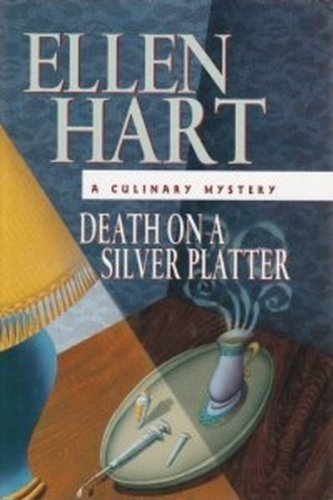 book Death on a silver platter (A culinary mystery)