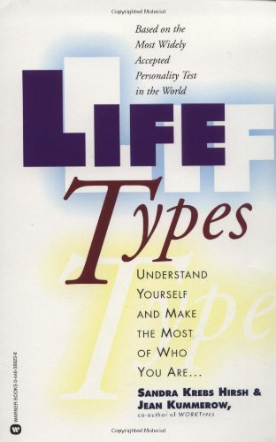 book Lifetypes by Hirsh, Sandra Krebs, Kummerow, Jean M. (1989) Paperback
