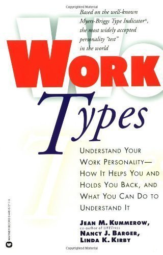 book Worktype: Understand Your Work Personality by Kummerow, Jean, etc. (1998) Paperback