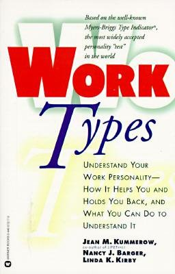 book [(Worktype: Understand Your Work Personality )] [Author: Jean Kummerow] [Aug-1998]