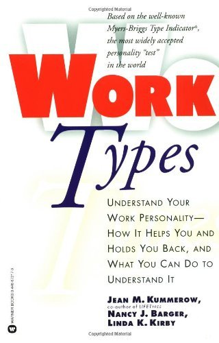 book Worktype: Understand Your Work Personality by Jean Kummerow (15-Aug-1998) Paperback