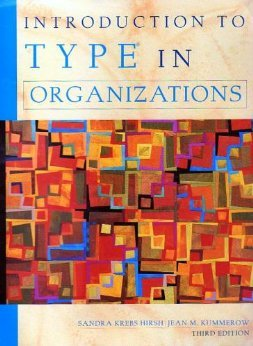 book Introduction to Type in Organizations
