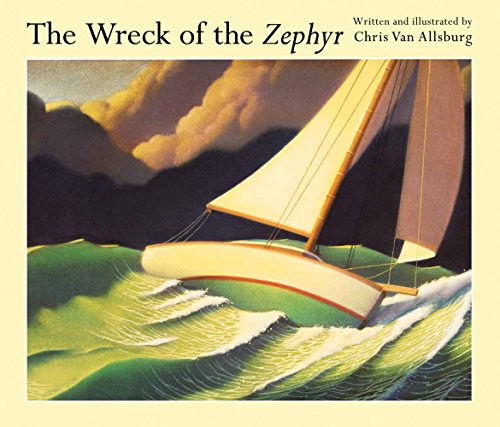book The Wreck of the Zephyr