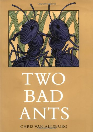 book Two Bad Ants