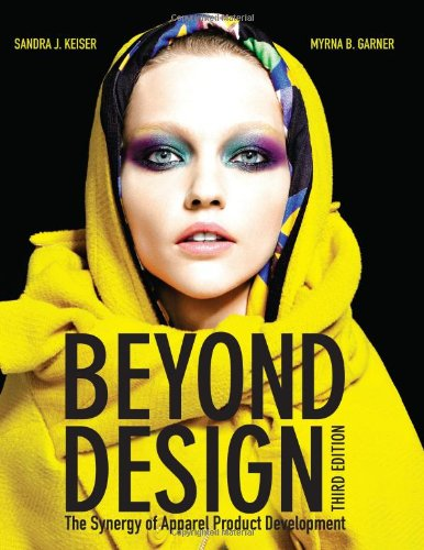 book Beyond Design: The Synergy of Apparel Product Development