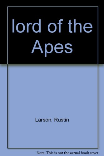 book lord of the Apes