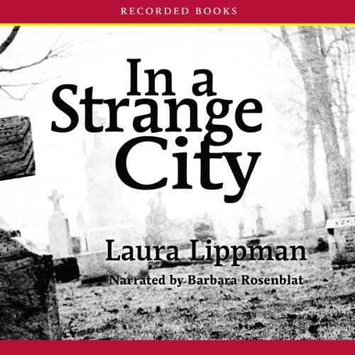 book In a Strange City: Tess Monaghan Mysteries