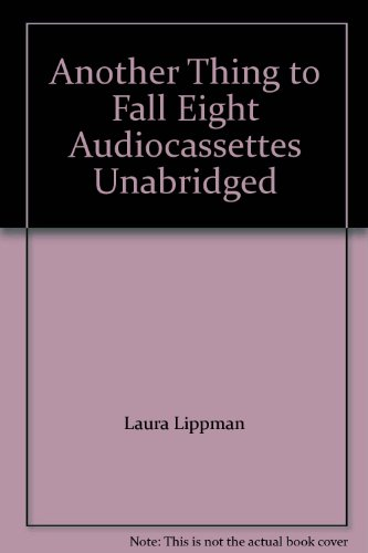 book Another Thing to Fall Eight Audiocassettes Unabridged
