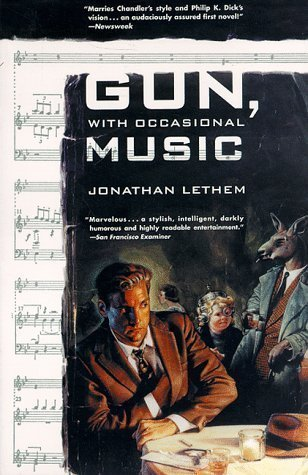 book by Jonathan Lethem (Author)Gun, With Occasional Music: A Novel (Paperback)