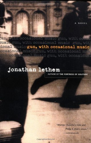 book Gun, with Occasional Music (Harvest Book) by Lethem Jonathan (2003-09-01) Paperback