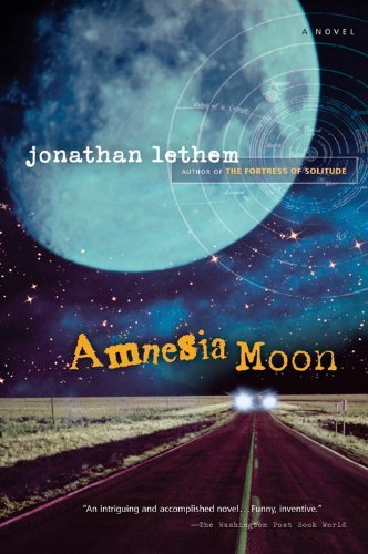 book Amnesia Moon Paperback August 8, 2005